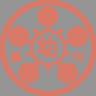 旗川幼稚園ロゴ